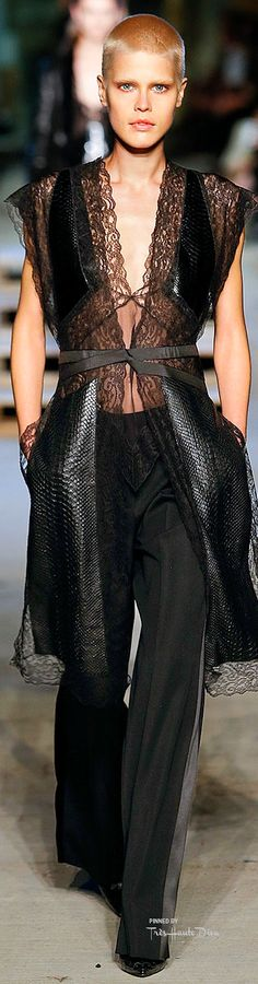 Givenchy Spring 2016 RTW ♔ Très Haute Diva ♔