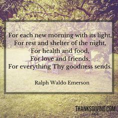6 Thanksgiving Blessings & Prayers