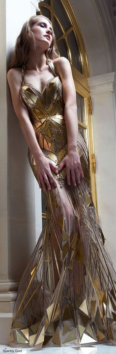 Robert Abi Nader S/S 2015 Couture