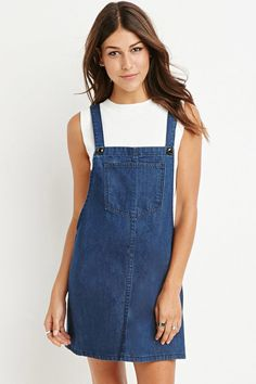Trending Now : The Overall Dress