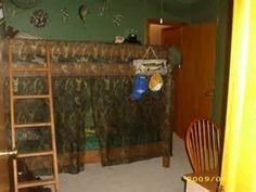 Omg I want DIY boys hunting themed bedroom-I have a feeling if we ...