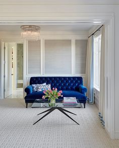 Couch Navy Cobalt Trendy Velvet Furniture And Home Dcor Ideas DigsDigs. 4 Ways To Use Navy Home Decor To Create A Modern Blue . Quatrefoil Pillow Cobalt Blue Pattern Zazzle Com. Home and Family Taupe Bedroom, Bedroom Sofa, Living Room Sofa, Master Bedroom, Living Rooms, Velvet Tufted Sofa, Blue Velvet Sofa, Sofa Couch, Couch Set