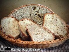 Demystifying real rye bread by Richard Blunt.   Although many people think that rye bread is hard to make, this article makes it easy.  With step-by-step instructions and pictures, anyone can make it!