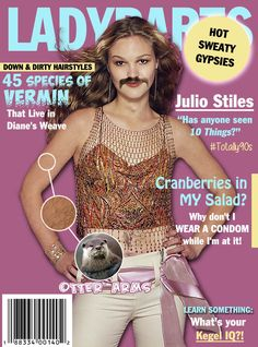 JULIO STILES ISSUE