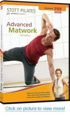 Stott Pilates Advanced Matwork-3rd Edition DVD