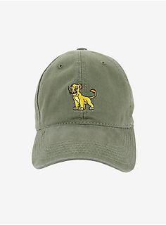 1b8e19b557c01 Disney The Lion King Simba Dad Hat