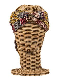 Turbante Kilauea / Hippie, boho-chic, ethnic style. Fashion, Casual Style. Rosebell turban - Printed