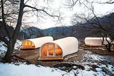 This New Tents Are For The Camping Lovers That Like To Take It To The Next Level...Glam Or Just Too Much? - Domienova