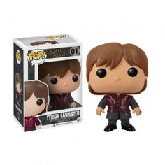 Figurine Pop! Tyrion Lannister (Game of Thrones)