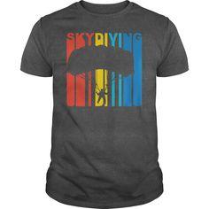 Retro Skydiving