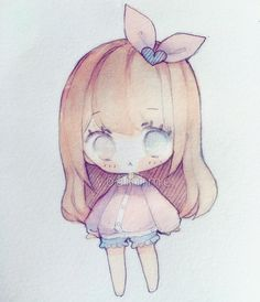good morning/afternoon/evening/night wherever you may be haha ;v; <3 #chibi…