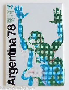 World cup 1978 argentina fridge #magnet (2 x 3 inches) #poster #coupe du monde,  View more on the LINK: http://www.zeppy.io/product/gb/2/252589824953/