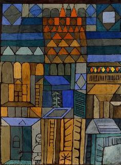 Paul Klee - Beginnende Kühle