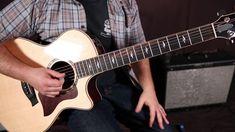 Bluegrass Guitar Lesson:  The Basic Scale for Bluegrass Guitar, G Major ...
