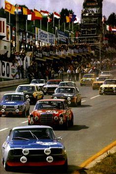 1971 Spa 24 Hours.
