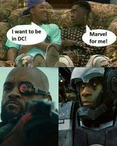Marvel and DC Comics Images, Memes, Wallpaper and Marvel Dc Comics, Funny Marvel Memes, Marvel Jokes, Dc Memes, Marvel Heroes, Memes Humor, Marvel Avengers, Dc Comics Funny, Avengers Humor