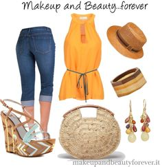 Look della settimana n°5: aspettando l'estate – makeup e outfit | Makeup and Beauty...Forever