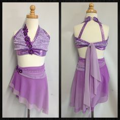 Lilac Lyrical Costume! Gorgeous in perfect condition. For sale ... https://www.facebook.com/DanceCostumeConnection/posts/530634110347855:0