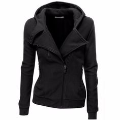 Women's Assassin's Style Hoodie