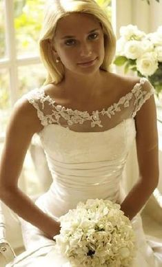 wedding dresses, wedding dress, wedding dresses 2014  This is such a pretty top!