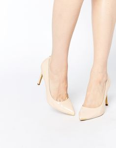 Ted+Baker+Neevo+4+Patent+Heeled+Court+Shoes