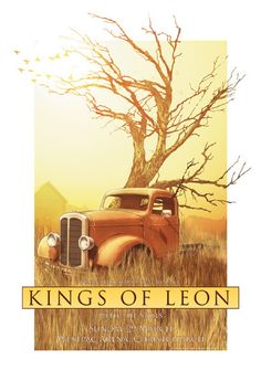 kings of leon in new zealand