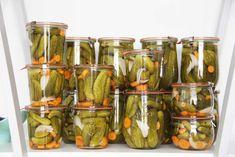 Pickles, Cucumber, Pickle, Zucchini, Pickling