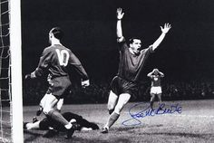 Celtic 1 Go Ahead Eagles 0 agg) in Sept 1965 at Parkhead. Joe McBride scored the only goal in the European Cup Winners Cup Prelim Round, Leg. Celtic Fc, European Cup, Champions League, Eagles, Goal, Legs, History, Historia, Eagle