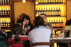 Wine Tastings in Bottega Torciano