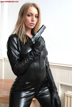 Black Leather Pants, Leather Skirt, Leather Jacket, Leather Catsuit, Leather Gloves, Female Assassin, Girl Gang, My Style, Sexy