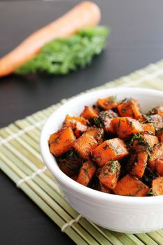 Gajar suva subzi recipe - carrot with dill leaves