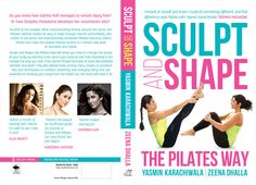 "Are you looking for a Christmas gift for your friends or relatives? Gift the book ""The Pilates Way"" which is a body refresher book to your close once. You can buy this book form ""Sculpt and Shape: The Pilates Way"" so go ahead and buy this book & gift it to your friends."