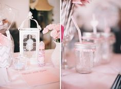 Do it yourself pink baby girl baby shower ideas