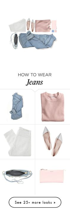 """Point Of View Pantone"" by hollowpoint-smile on Polyvore featuring H&M, Balenciaga, Nobody Denim, Giambattista Valli, women's clothing, women's fashion, women, female, woman and misses"