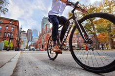Your new urban ride.  Ride With Confidence