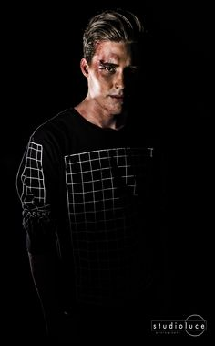 Domestic Violence Against Men Photographer: Studio Luce Model: Tyran  MUA: Olivia Towers