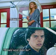 I love bughead Memes Riverdale, Riverdale Archie, Bughead Riverdale, Riverdale Funny, Betty Cooper, Alice Cooper, Riverdale Betty And Jughead, Betty & Veronica, Lili Reinhart And Cole Sprouse