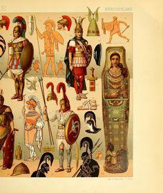 Le costume historique. Cinq cents planches, tro...