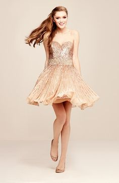 Sherri Hill Embellished Dress & Accessories  available at #Nordstrom