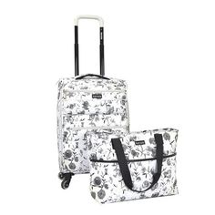 Kensie 2-Pc. Soft Side Carry-On Luggage with Tote Bag  Shopko da80e9589a0f0