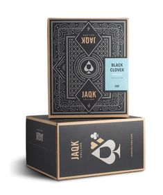 Clever name inspired by the face cards in a deck. Perhaps the most inspiring note is that Hatch Design founders, who did the branding, also co-founded JAQK Cellars.