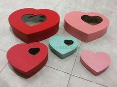 Jual Kotak Kado (GiftBox) Special Bentuk Love - http://www.karirbdl.com/p/jual-kotak-kado.html