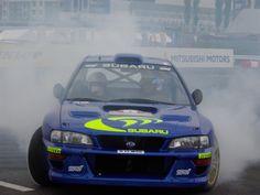 Initial D Car, Subaru Impreza Wrc, Jdm Wallpaper, Rally Car, Jdm Cars, Car Photos, Jeeps, Peugeot, Toyota