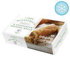 Linda Mccartney 6 Vegetarian Sausage Rolls 342G £2 all supermarkets