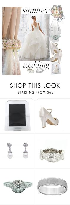 """Modern hints Vintage #SummerWedding"" by divinespiritcreations ❤ liked on Polyvore featuring Milly, Waterford, Pink Paradox London, Cartier, Vintage, Tiffany & Co., Simply Vera, modern, vintage and summerwedding"