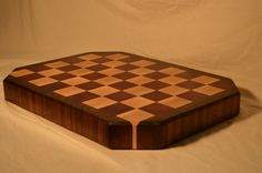 Buy this Checker Board End Grain Butcher Block Cutting Board  by TFTWood