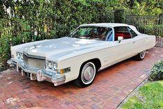 1974 Cadilllac Eldorado Convertible