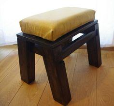 stołek India II - adarus - Hokery