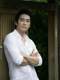 Song Seung Heon from Dr Jin