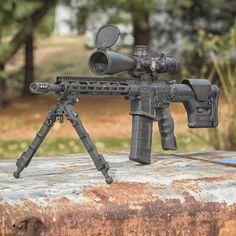 Ar Rifle, Ar 15 Builds, Shooting Gear, Fire Powers, Custom Guns, Cool Guns, Assault Rifle, Military Weapons, Guns And Ammo